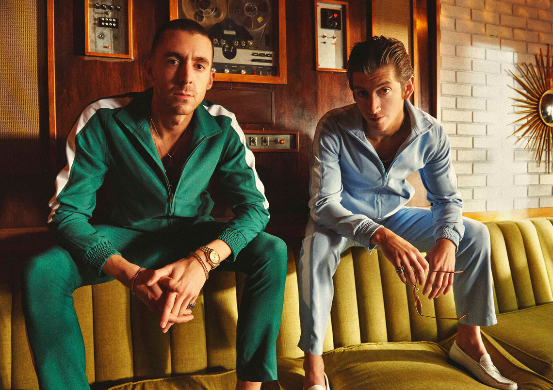 The Last Shadow Puppets – Bad Habits