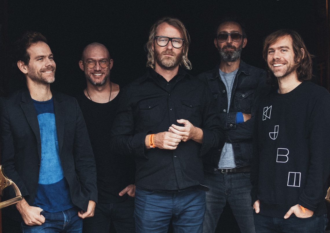 The National – The System Only Dreams In Total Darkness