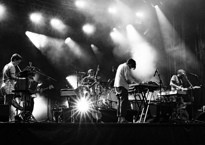 Livefotos: The Notwist – München