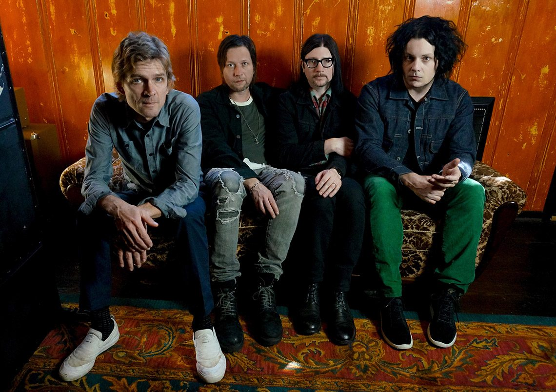 The Raconteurs – Help Us Stranger