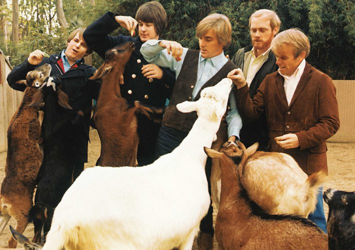 The Reverberation Appreciation Society Presets  - A Tribute To Pet Sounds