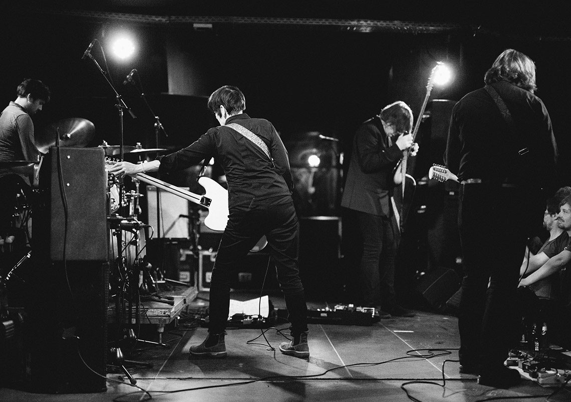 The Thurston Moore Group – München