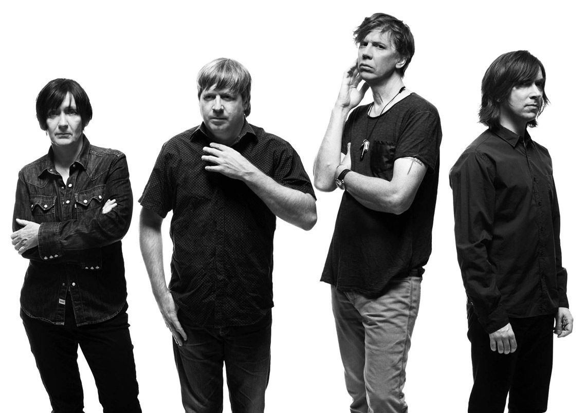 Thurston Moore – Cease Fire