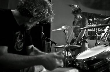 Thurston Moore & John Moloney (Caught on Tape)  - Full Bleed