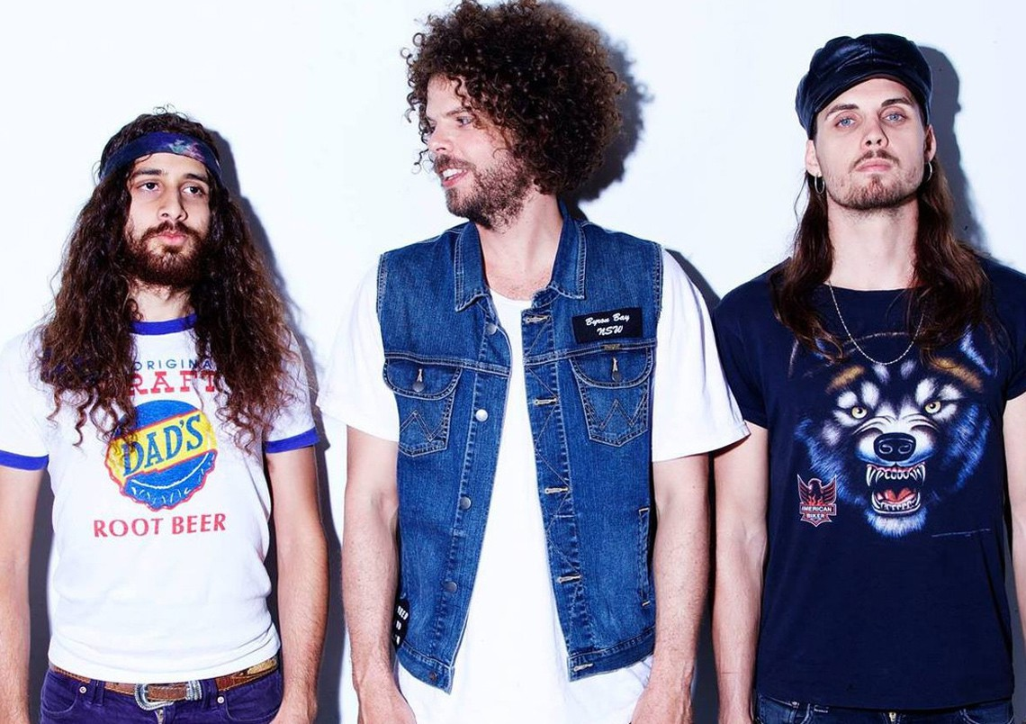 Wolfmother – New Crown